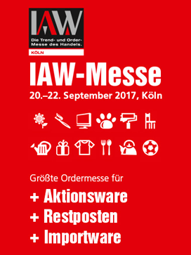 IAW-Messe - Internationale Aktionswaren- und Importmesse