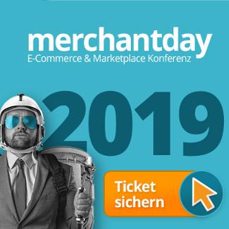 Merchantday 2019 - Ticket sichern